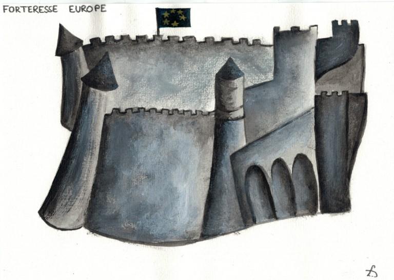 FORTERESSE-EUROPE